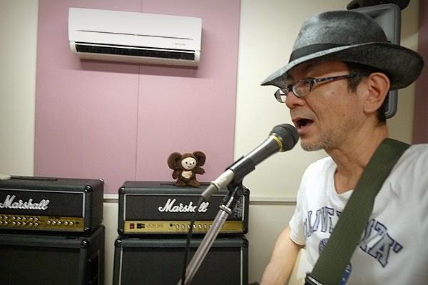 ギター 個人練習
