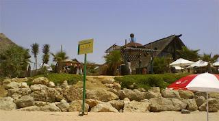 chiringuito sajorami beach