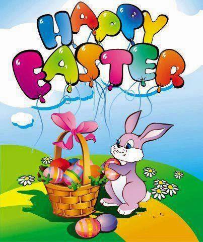 Happy Easter Osterbild