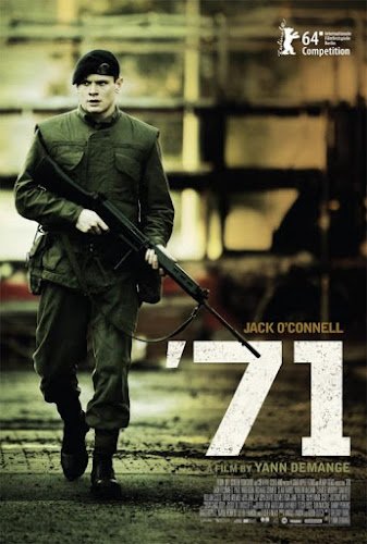 '71 (BRRip 1080p Dual Latino / Ingles) (2014)