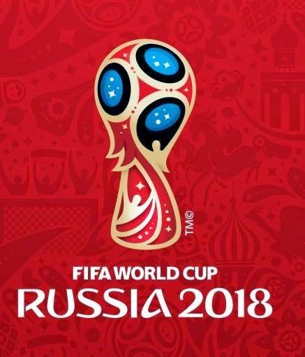 logo oficial del Mundial de Rusia 2018 Diseño oficial