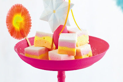 Pastel marshmallows Recipe