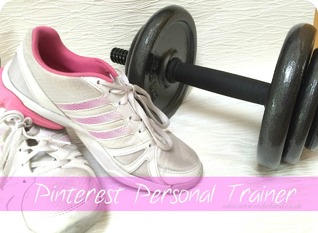 pinterest personal trainer