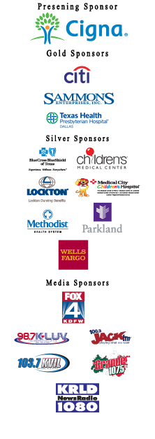 2014 March For Babies Sponsors