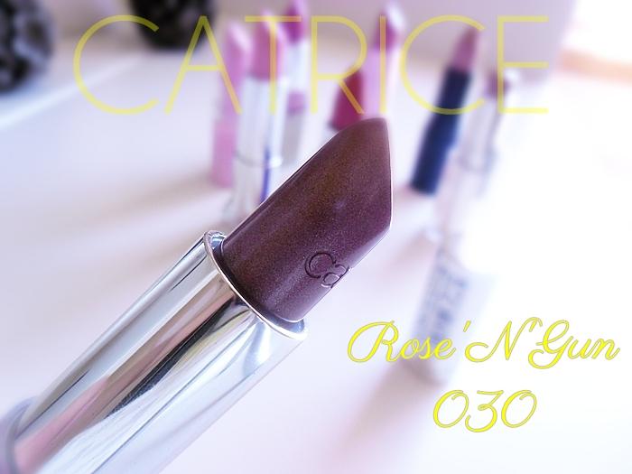Catrice 030 Rose'N'Gun