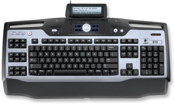 teclado de las computadoras: