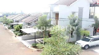 Jual rumah cluster di Bintaro