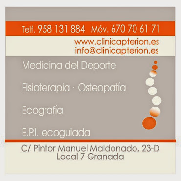CLINICA FISIOTERAPIA PTERION