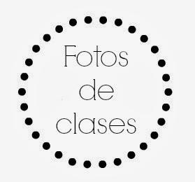 FOTOS CLASES