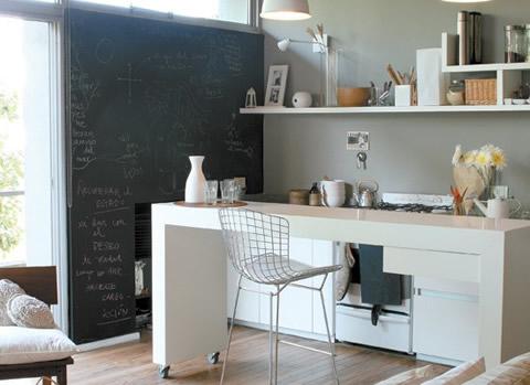 Barra para cocina decorar tu casa es - Barras americanas cocina ...