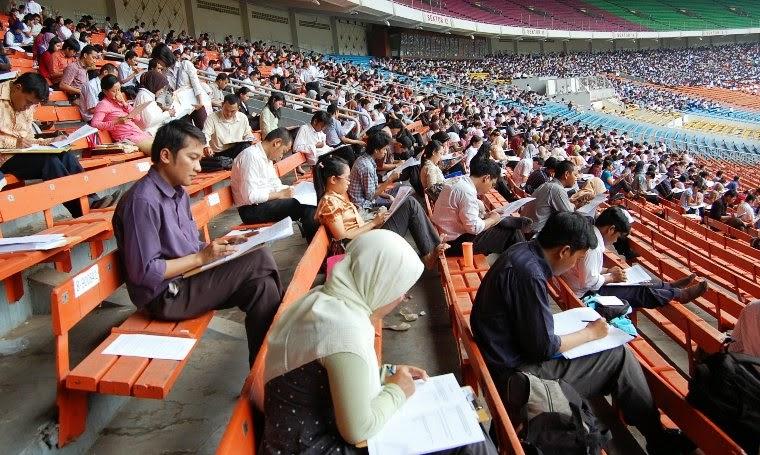 Info CPNS 2014 : Sarjana yang tidak ada jurusan bisa ikut daftar CPNS