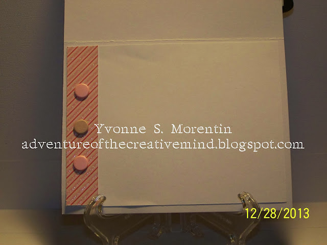 Yvonne S. Morentin-http://adventureofthecreativemind.blogspot.com/