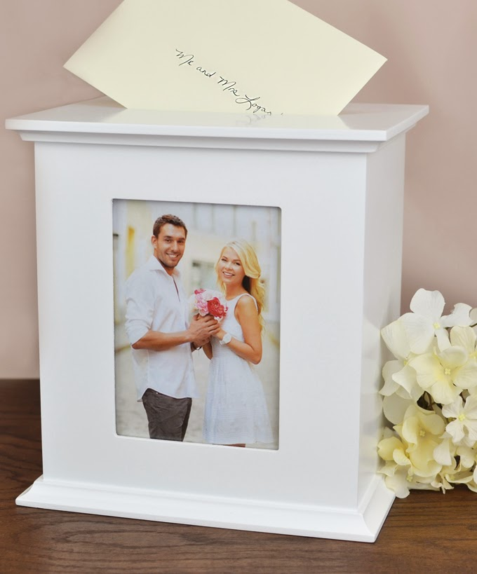 Creative Uses for Your Wedding Card Box