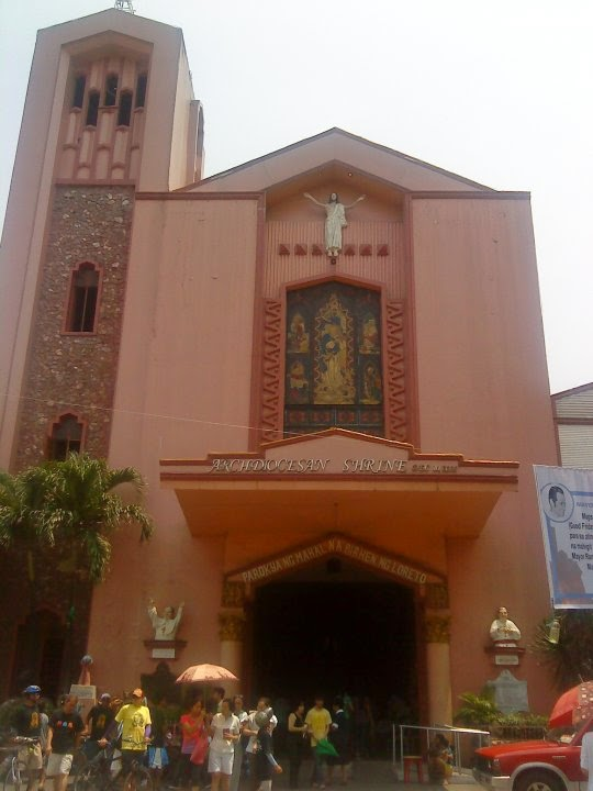 THE ARCHDIOCESAN SHRINE OF OUR LADY OF LORETO