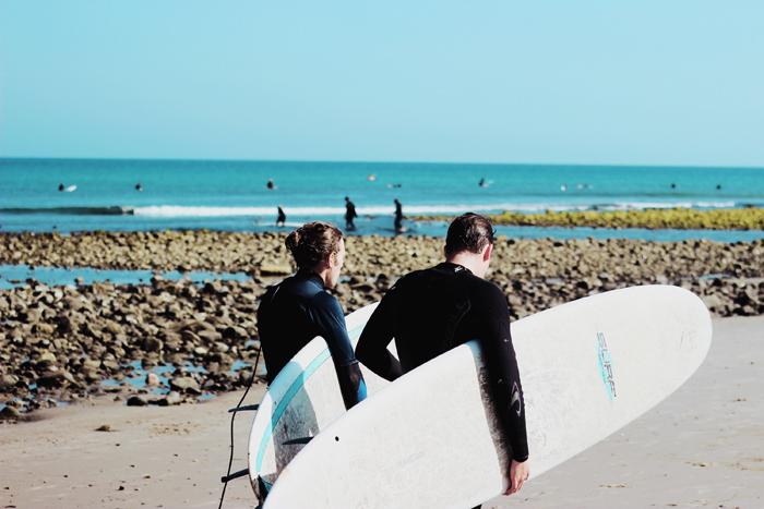 aimerose travel blog malibu surfers