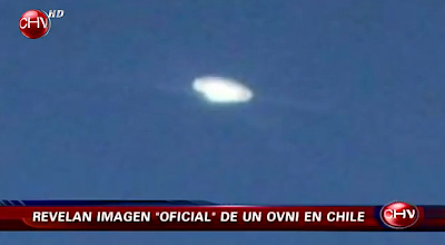 A UFO Sighting In Chile Is Officially Recognized By The Aeronautics Directorate