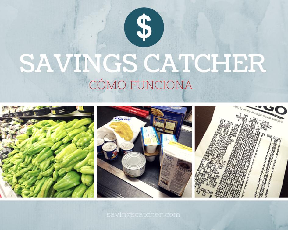 """Paso a paso: Cómo funciona el """"Savings Catcher"""" de Walmart"""
