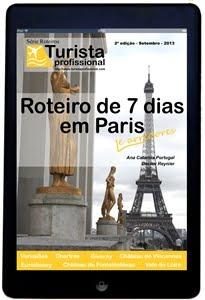 Roteiro 7 dias em Paris