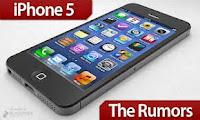 iPhone 5 - the rumors