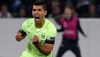 Borussia M'gladbach vs Manchester City 1-2 Video Gol & Highlights