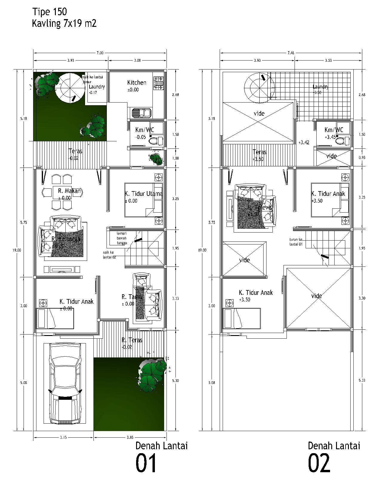 Rumah Modern Desain Rumah Gambar Desain Interior New SEO