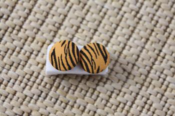 orange with black tiger stripes big