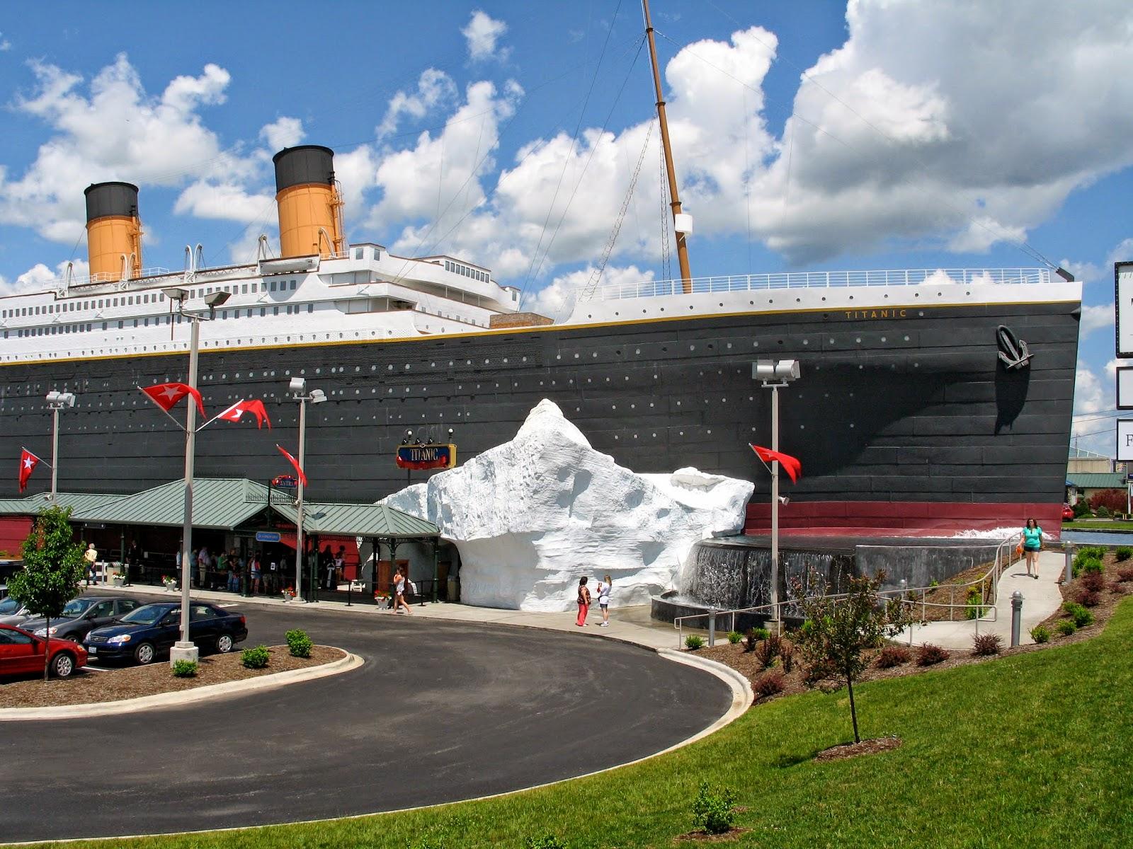 Berlibur Di Museum Titanic Sungguh Menyenangkan