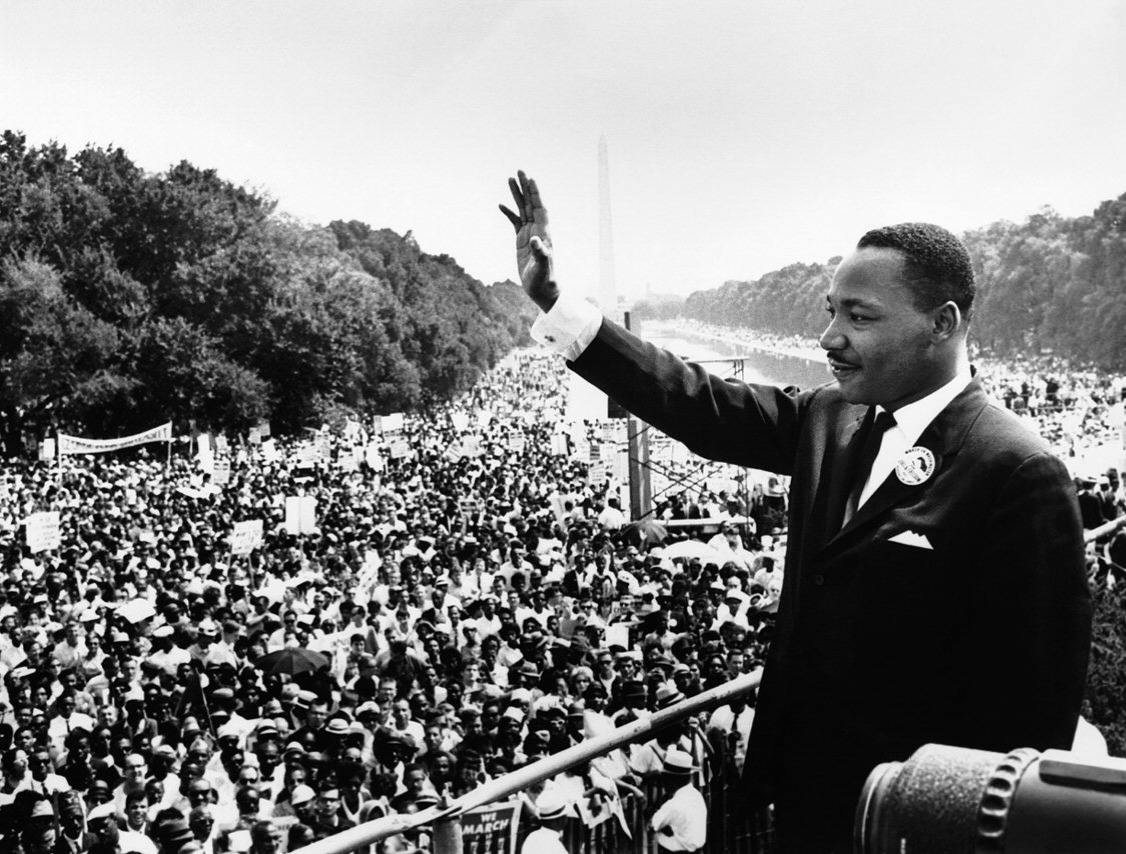 a comparison of the politics philosophy and impact of abraham lincoln and martin luther king jr What jesse jackson jr and martin luther king jr have in common abraham lincoln had severe depression.