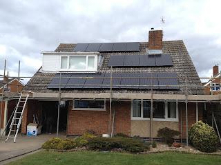 Lincoln Solar installation jb electrical