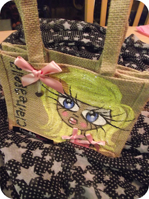 Claireabella bag front