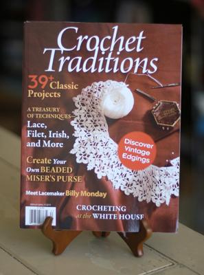 Beautiful Crochet Lace: 10 Free Patterns - moogly