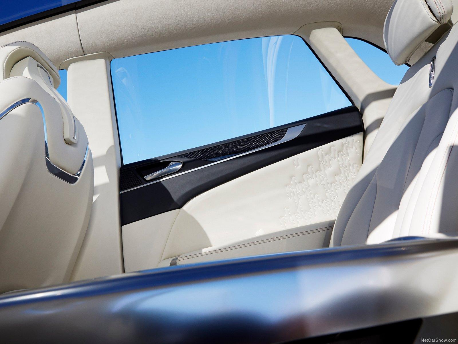 Hình ảnh xe ô tô Lincoln MKC Concept 2013 & nội ngoại thất