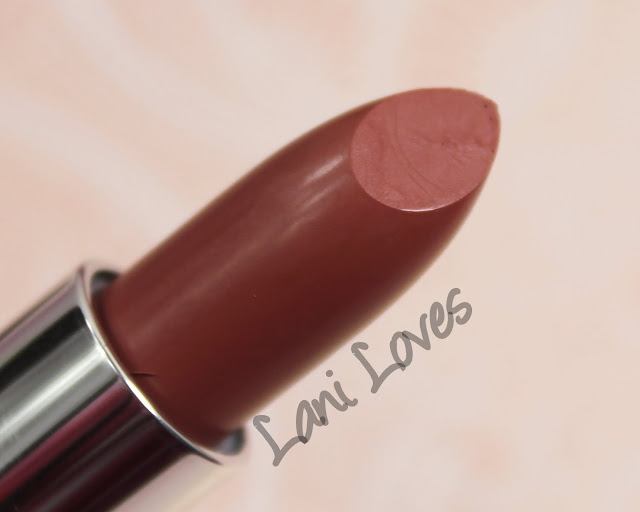 Collection Lasting Colour Lipstick - Vintage Rose Swatches & Review