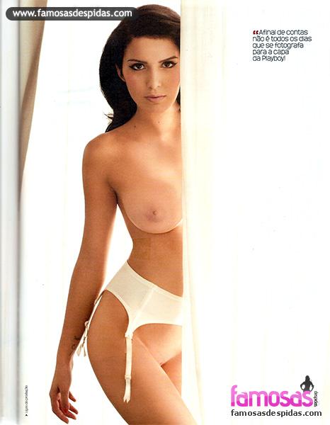 Joana Vieira na Playboy Portugal