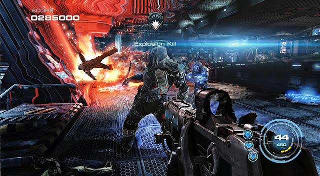 Alien Rage para steam, psn y xbox live arcade