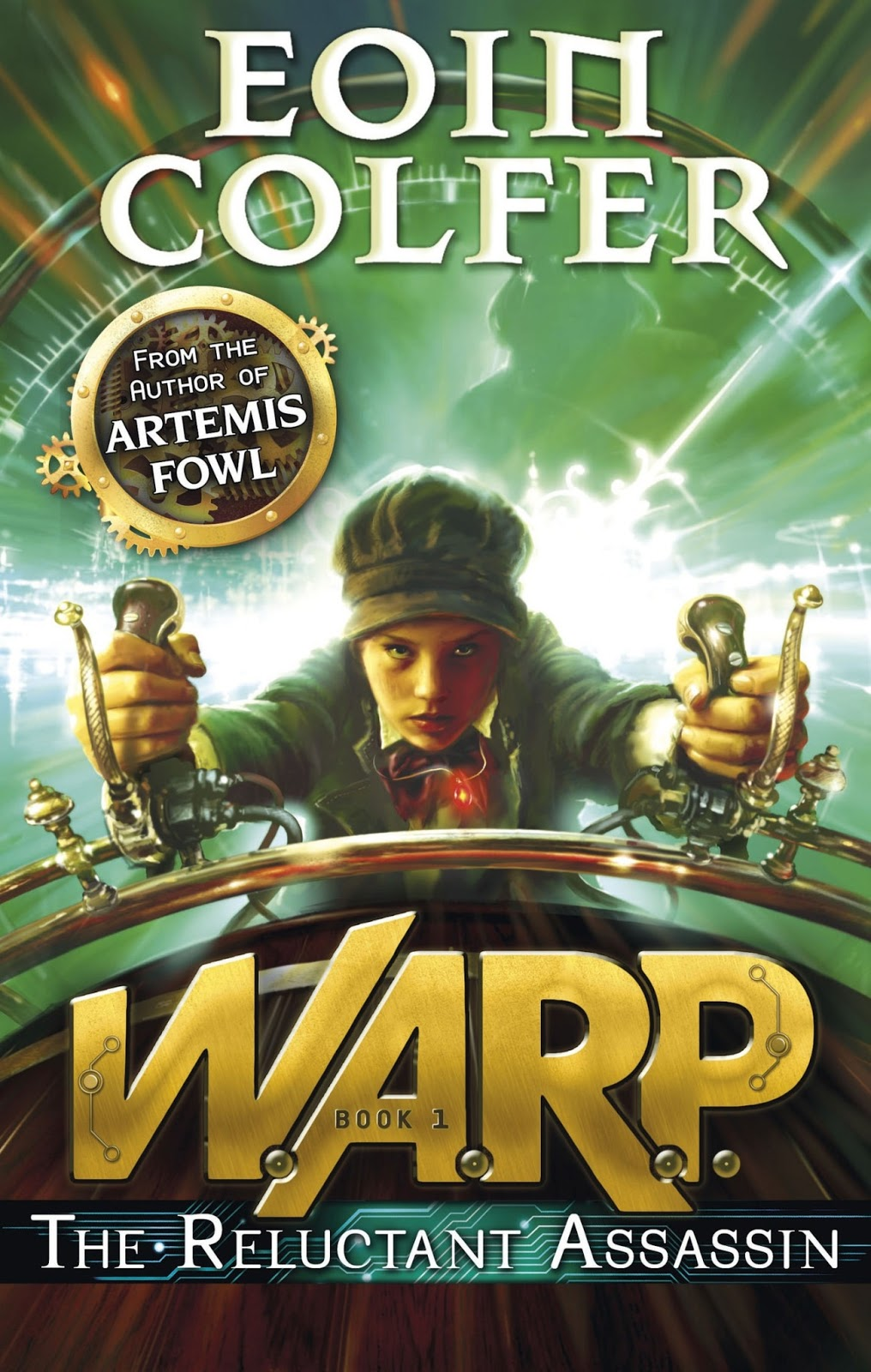 WARP: The Reluctant Assassin