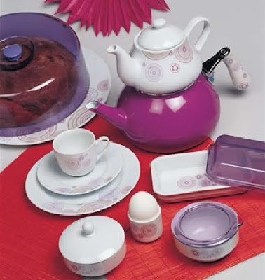 Güral Porselen Çay ve Kahvaltı setleri