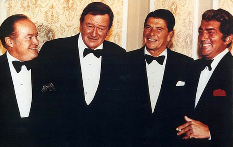 Image result for dean martin ronald reagan