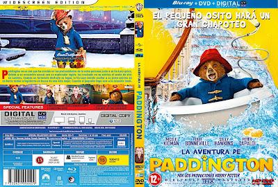 Paddington (2014) [BrRip 720p] [Latino]
