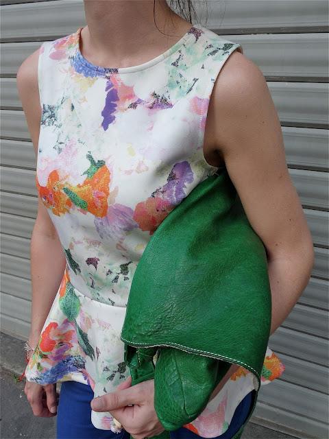 OOTD Blog Mode fashion Fashionblog Style Look Paris Camaieu H&M LaRedoute CatherineParra GaleriesLafayette