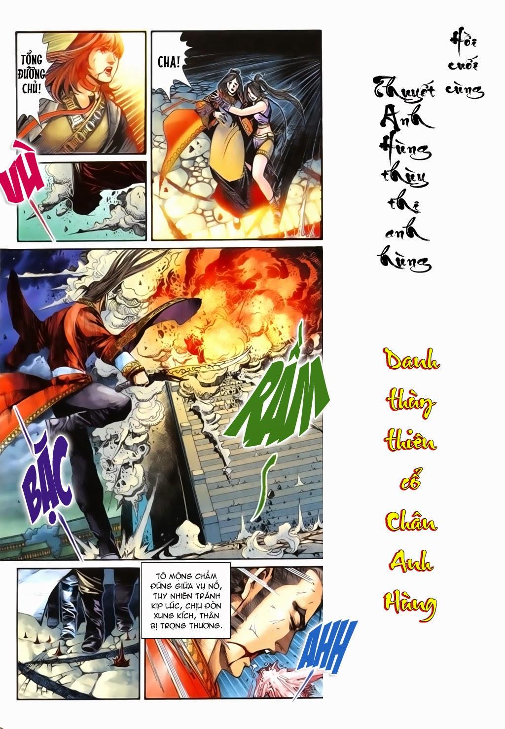 Thuyết Anh Hùng Thùy Thị Anh Hùng chap 16 Trang 5 - Mangak.info