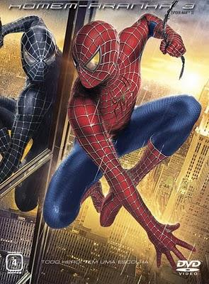 Filme Homem Aranha 3 Dublado AVI DVDRip