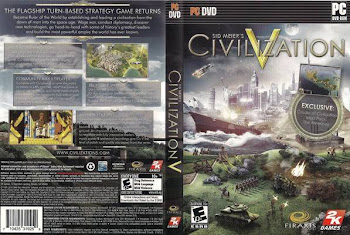 Civilization V 1DVD Strategy