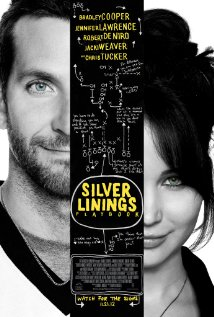 Silver Linings Playbook, Bradley Cooper, Jennifer Lawrence, David O. Russell