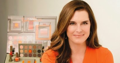 MAC Brooke Shields Fall 2014 Make Up Collection