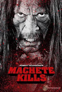 Machete Mata – Dublado