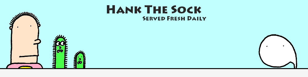 Hank the Sock