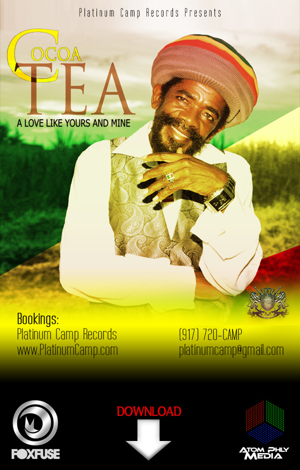Cocoa Tea Booked for 2012 London Olympics
