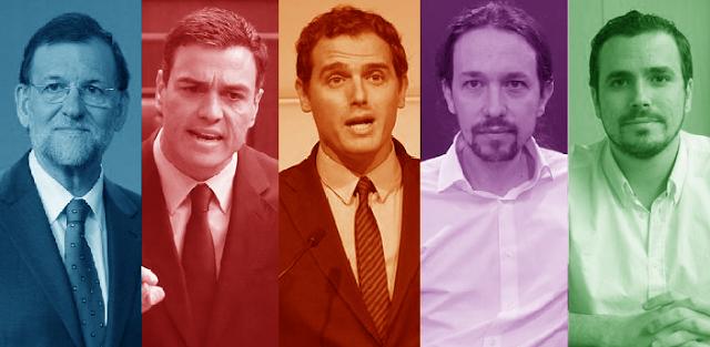 El PP gana las elecciones pero sin mayoría