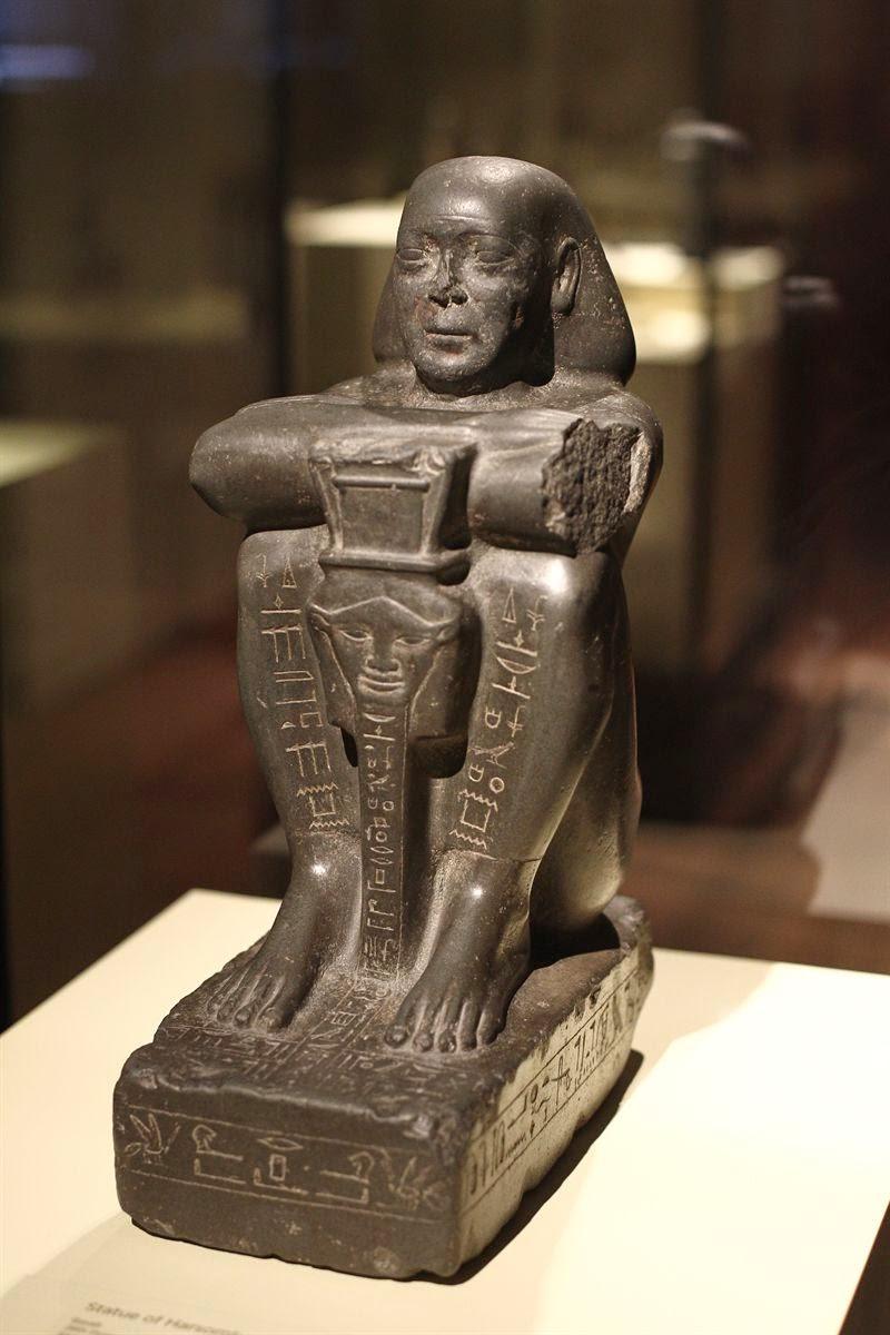 Egipto presenta una gran estatua de Ramss II recin